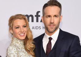 Blake Lively dá à luz ao segundo filho com Ryan Reynolds, diz site