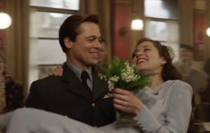 """Brad Pitt e Marion Cotillard estão apaixonados em vídeo do filme """"Aliados"""""""