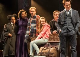 "J.K Rowling desmente rumor sobre ""Harry Potter And The Cursed Child"" virar filme"