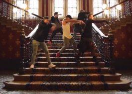 """Dançarinos da Britney dançam """"Wannabe"""" das Spice Girls em Londres!"""