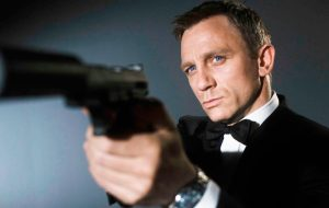 """""""Daniel Craig é a primeira escolha"""", diz produtor de """"007"""""""
