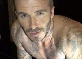 Conhece o desafio de flexões? Então deixa o David Beckham te explicar!
