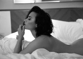"""Demi responde fã do desenho: """"É ofensivo que alguém tenha mudado meu corpo por ele não ser bom o suficiente"""""""