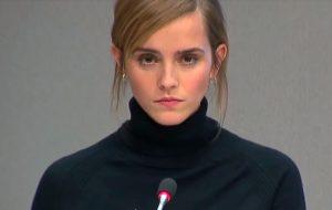 Emma Watson faz um discurso empoderador incrível sobre violência sexual em universidades