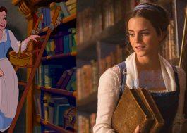 """OMG! Saíram as primeiras fotos da  Emma Watson no live-action de """"A Bela e a Fera"""""""