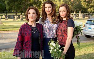 """""""Gilmore Girls"""": fotos inéditas e primeira página de roteiro são liberadas"""