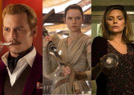 "Johnny Depp, Daisy Ridley e Michelle Pfeiffer podem estrelar remake de ""Assassinato no Expresso Oriente"""