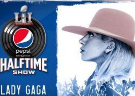 Lady Gaga está toda feliz no Snapchat pelo anúncio do Super Bowl