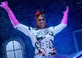 """Laverne Cox está piradinha em novo trailer de """"Rocky Horror Picture Show"""""""