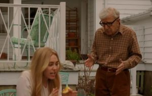 Miley Cyrus diz que não se sentiu intimidada ao filmar série com Woody Allen