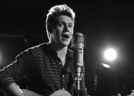 Niall Horan, do One Direction, lança sua primeira música solo!