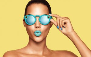 Empresa Snapchat muda de nome (o app não!) e lança linha de óculos com câmera