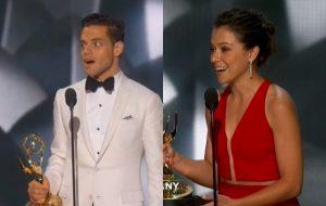 Estamos pirando! Tatiana Maslany e Rami Malek ganham o Emmy 2016