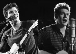 Shawn Mendes conta que vai fazer parceria com Niall Horan, do One Direction