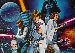 """Netflix vai colocar em outubro os seis primeiros filmes de """"Star Wars"""" no catálogo!"""