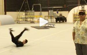 Vídeo do Tom Holland fazendo o Homem-Aranha virar b-boy… Sensacional!