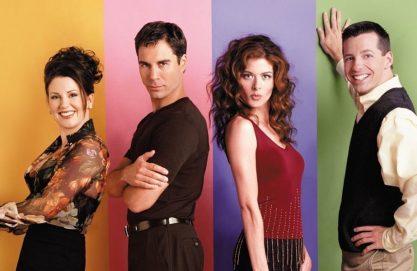 "Série ""Will & Grace"" vai voltar!"
