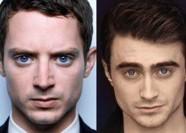Elijah Wood não aguenta mais ser comparado com Daniel Radcliffe e quase lutou boxe com ele