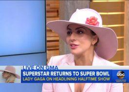 Super Bowl 2017: Lady Gaga fala na TV americana que já está planejando show