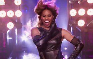"""Laverne Cox arrasa em apresentação de """"Lose My Breath"""", das Destiny's Child, no """"Lip Sync Battle"""""""