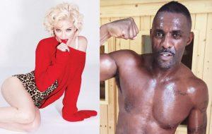 Madonna e Idris Elba estão vivendo suposto romance