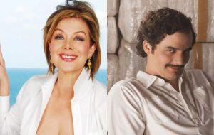 """Ex-amante de Pablo Escobar acha Wagner Moura um desastre em """"Narcos"""""""