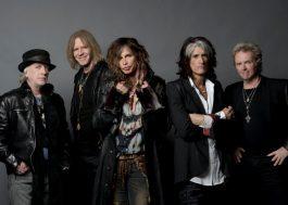 Além de SP e RJ, Aerosmith também se apresentará em Belo Horizonte
