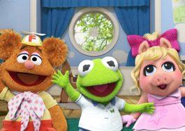 Disney fará reboot dos Muppets com versões bebês dos bonecos