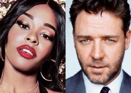 Russell Crowe é inocentado das acusações de agressão e racismo feitas por Azealia Banks