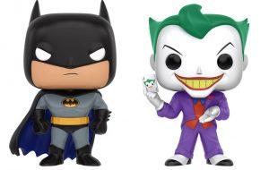 """""""Batman: A Série Animada"""" ganha coleção de bonequinhos Funko Pop!"""