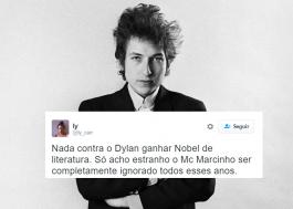 Bob Dylan ganhou o Nobel de Literatura e a galera tá confusa