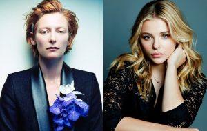 "Tilda Swinton e Chlöe Moretz vão estrelar remake de ""Suspíria"", clássico de Dario Argento"