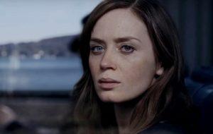 """""""A Garota no Trem"""" e mais filmes com a brilhante atuação de Emily Blunt"""