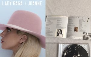 """O """"Joanne"""" já está sendo vendido em algumas lojas! Vem ver o encarte!"""