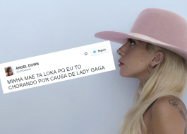 Vazou o álbum novo da Gaga e gente tá gargalhando com os fãs comentando