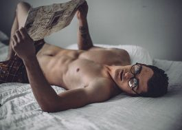 Fotógrafa faz ensaio sexy inspirado no Harry Potter