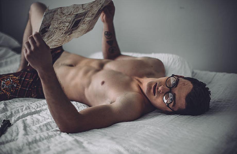 Resultado de imagem para ensaio sensual harry potter