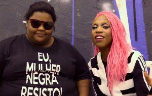 """Socorro! MC Carol e Karol Conká lançam a incrível música """"100% Feminista"""""""