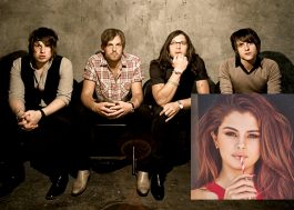 "Kings of Leon faz cover dramático de ""Hands to Myself"", da Selena Gomez"