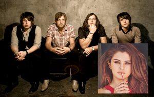 """Kings of Leon faz cover dramático de """"Hands to Myself"""", da Selena Gomez"""