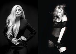 """Lady Gaga não quer ser comparada com Madonna: """"Não fico só ensaiando sempre para montar um show"""""""