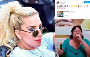 Socorro! O meme da Tulla Luana chegou até a Lady Gaga!