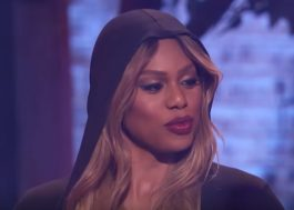 "Laverne Cox encarna a Nicki Minaj no ""Lip Sync Battle"""
