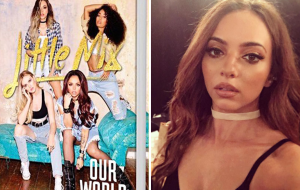 """Jade Thirlwall do """"Little Mix"""" conta em biografia que sofreu de Anorexia"""