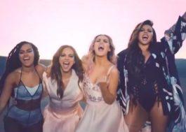 As meninas do Little Mix arrasam no deserto em prévia de novo clipe