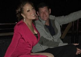 Mariah Carey terminou com o bilionário do cassino James Packer?
