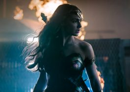 """Mulher-Maravilha poderosíssima em nova foto de """"Liga da Justiça"""""""