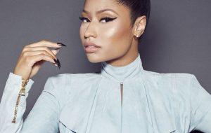 Toda poderosa e fina, Nicki Minaj é capa da Marie Claire