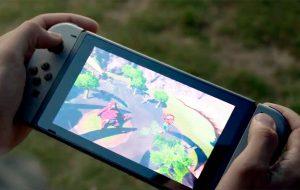 Nintendo anuncia Switch, novo console portátil e de mesa ao mesmo tempo!