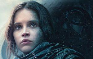 """Felicity Jones, estrela de """"Rogue One"""", quer salários justos para as mulheres em Hollywood"""